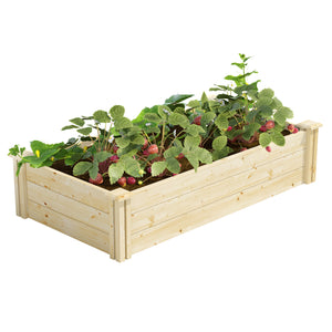Original Raised Garden Bed 2 ft x 4 ft x 10.5 in RC24484T / RCP24484T
