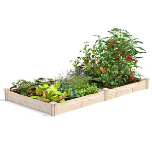 Original Raised Garden Bed 4 ft x 8 ft x 7 in RC48967 / RCP48967