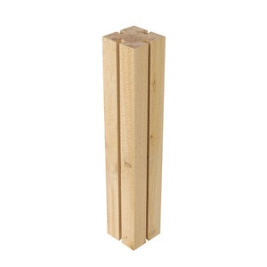 Value Cedar Tall Post 11 in x 1.5 in x 1.5 in RCTEC