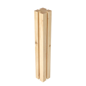 Premium Cedar Extra Tall Post 17 in x 2.5 in x 2.5 in RCXTP