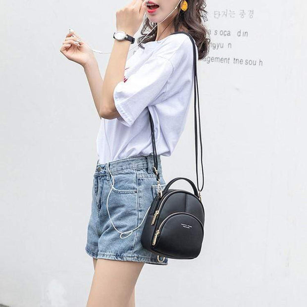 Women Multifunctional Crossbody Bag