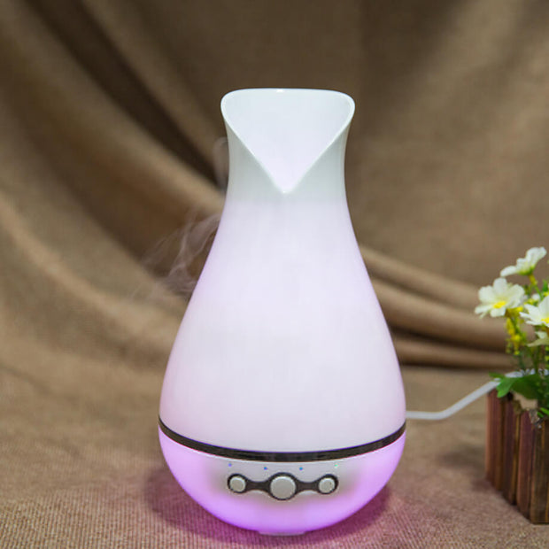 Essential Oil Diffuser  400ml  for Office Home Bedroom Living Room