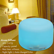 MUJI Ultrasonic Aroma Diffuser Large  for Office Home Bedroom Living Room