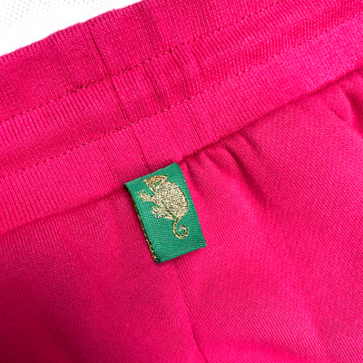 """Striped"" Sweatpants Fuchsia"