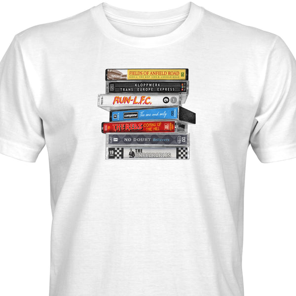 Moving Unit x DASTS Cassettes Stack 3 tee