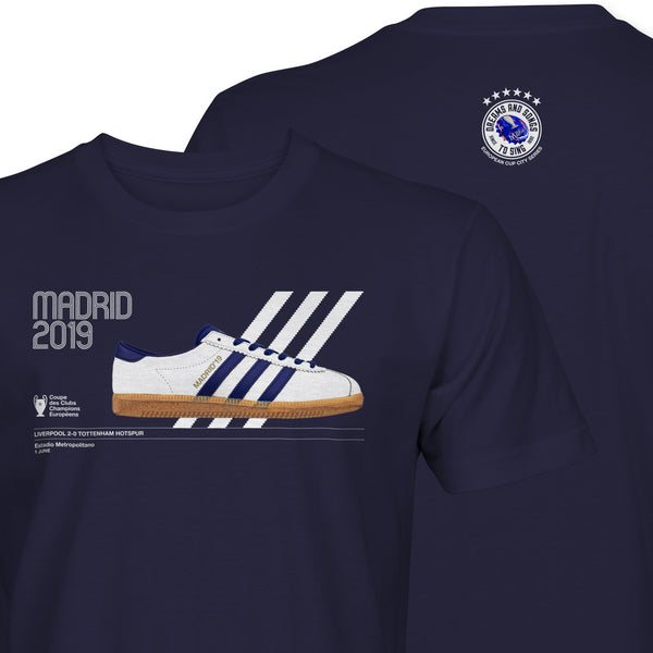 European Cup City Series - Madrid '19 Trab tee
