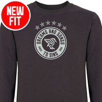 Six Times Badge sweatshirt