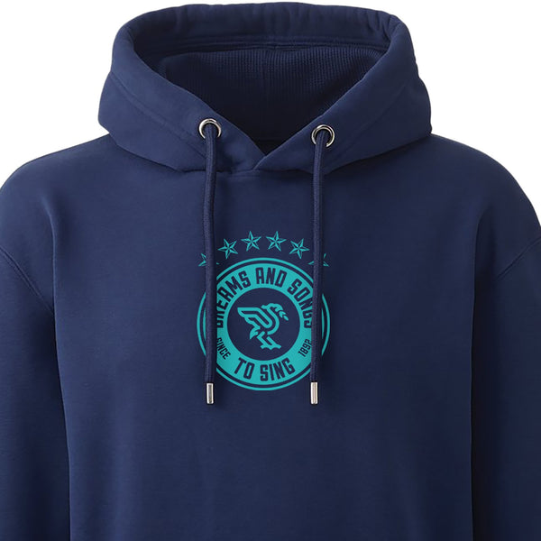 Six Times Crest hoodie