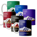 European Cup City Series - Trabs mug set