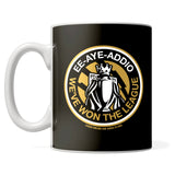 Premier League Ee-Aye-Addio mug