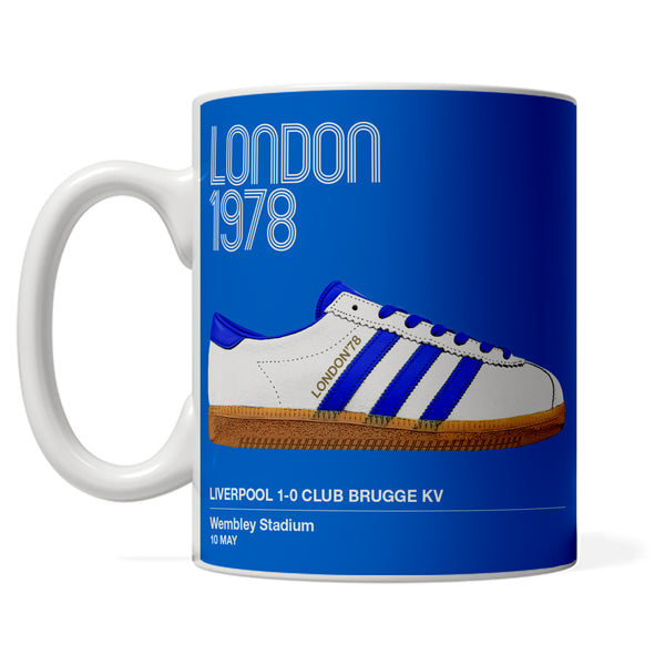 European Cup City Series London 78 Trab mug