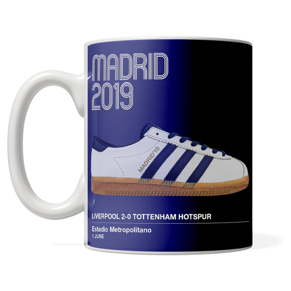 European Cup City Series Madrid 19 Trab mug