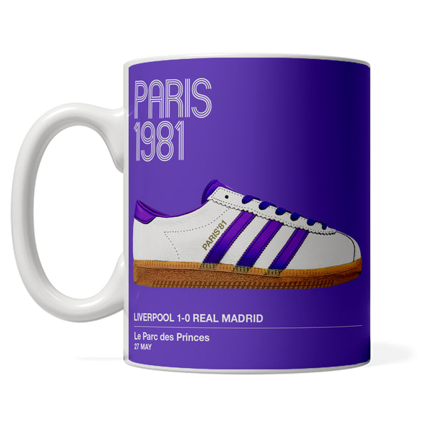 European Cup City Series Paris 81 Trab mug