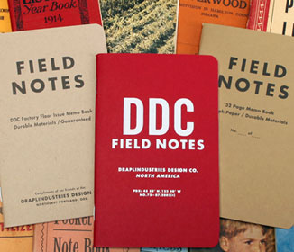 Field Notes Memobooks
