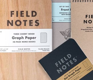 Field Notes Paper