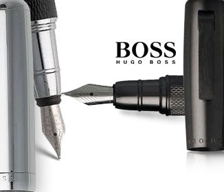 Hugo Boss Fountain Pens