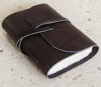 Lokta Leather Journal