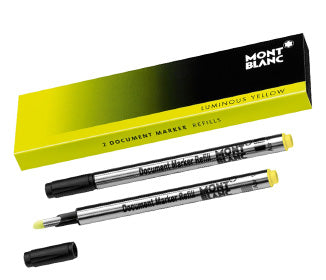 Montblanc Document Marker Refill