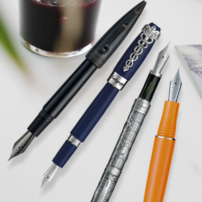 Montegrappa Fountain Pens