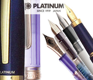 Platinum Fountain Pens