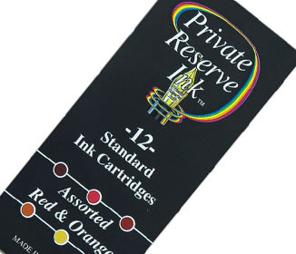 Private Reserve Assorted Ink Cartridges