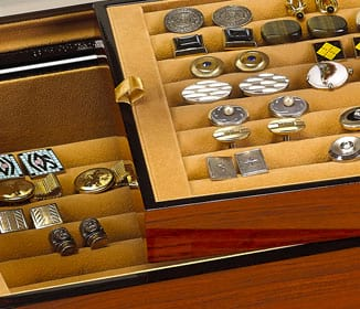 Vox Luxury Cufflink Holders