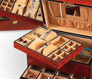 Vox Luxury Jewelry Box