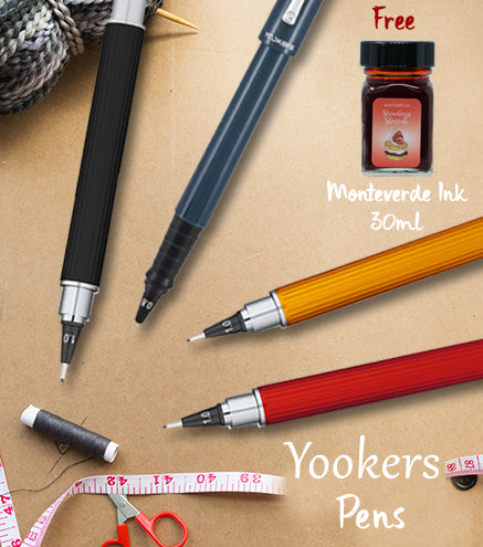 Yookers free 30ml ink