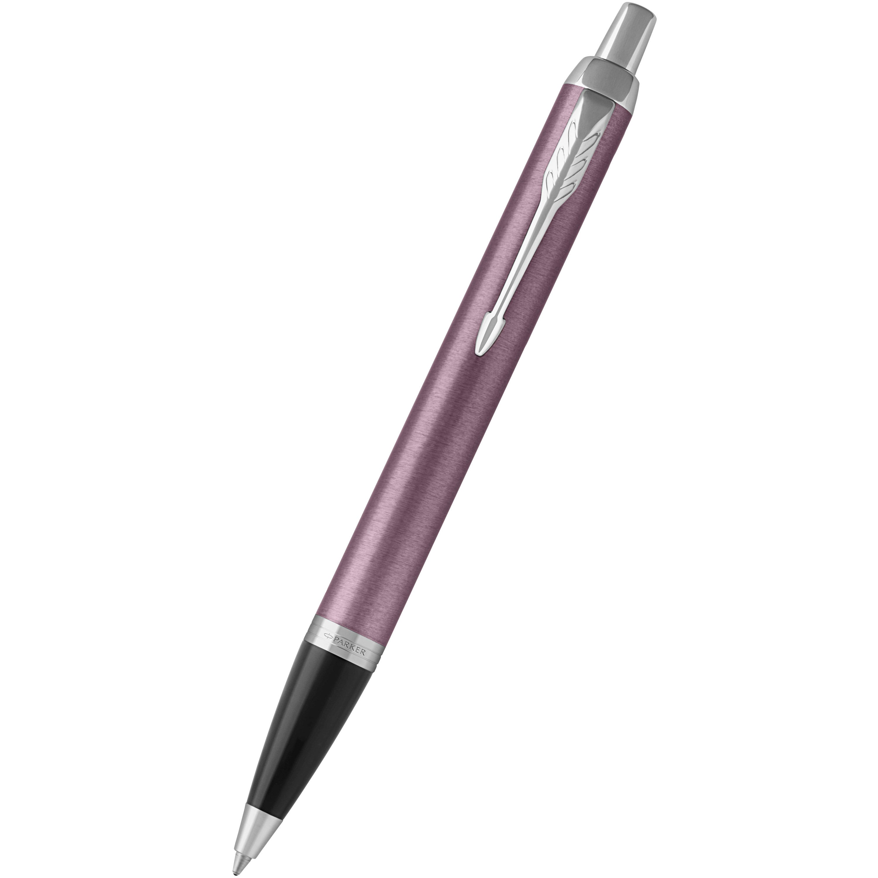 Parker IM Light Purple with Chrome Trim Ballpoint Pen