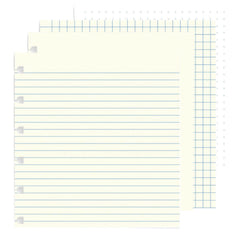 Filofax Executive (9.25x7.25) Notebook Refill - 32 pages-Pen Boutique Ltd
