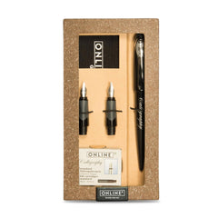 Online Pen Calligraphy Set - Black