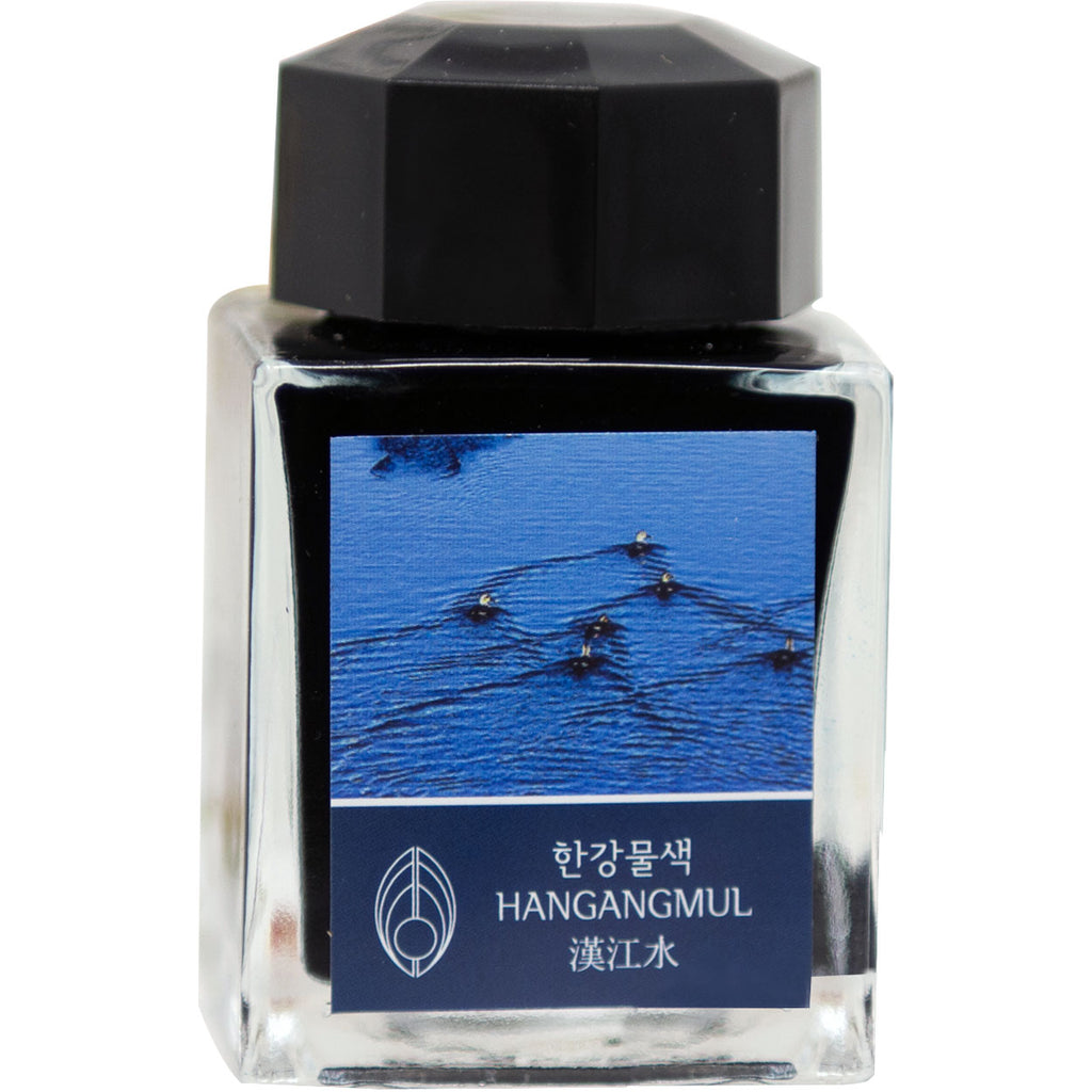 3 Oysters Ink Bottle - I.COLOR.U - Hangangmul-Refill - Bottled Ink-Pen Boutique Ltd