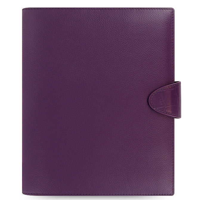 Filofax Calipso A5 Purple Organizer