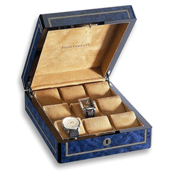 Venlo Blue Nine Holder Watch Case