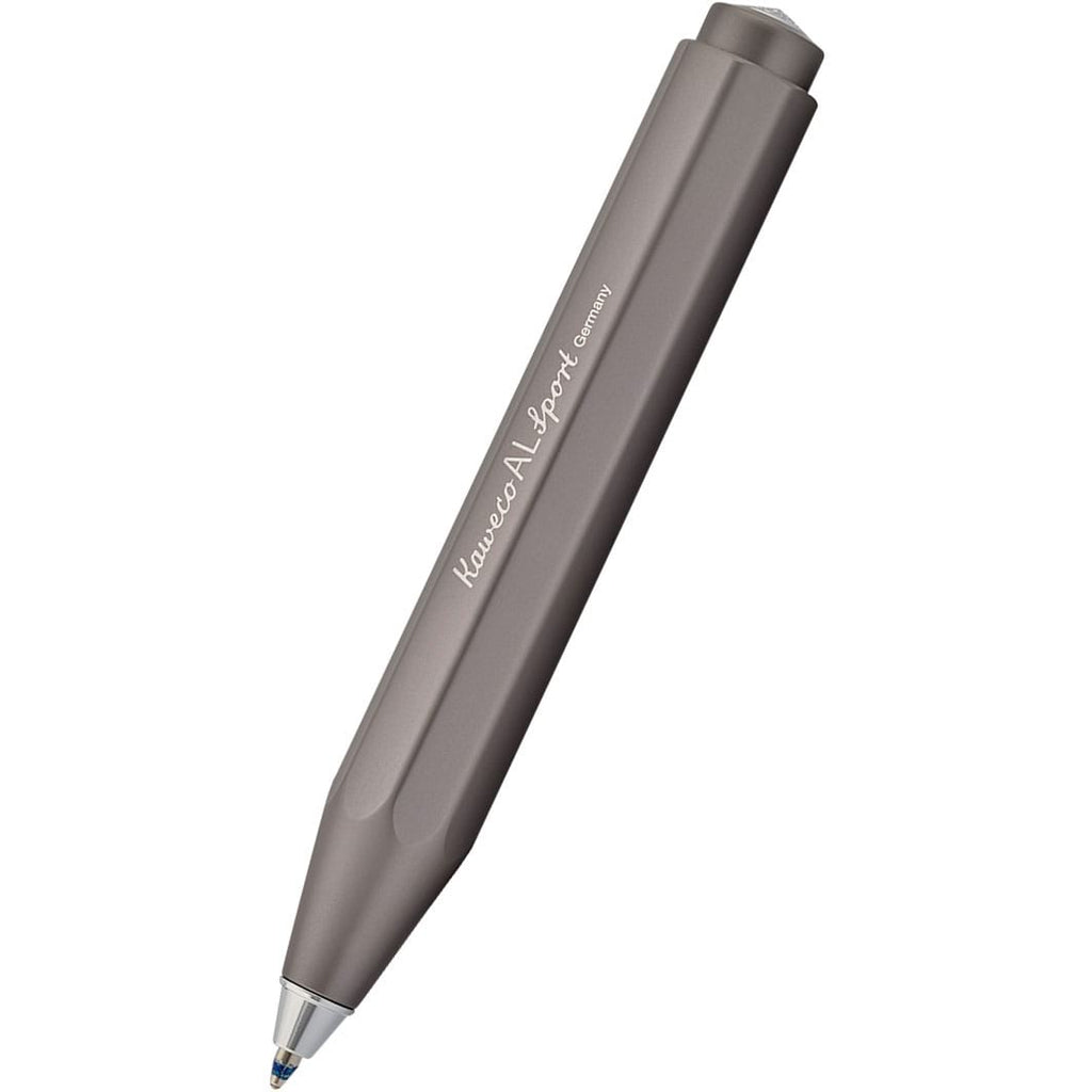 Kaweco AL Sport Ballpoint Pen - Grey-Pen Boutique Ltd