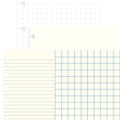 Filofax Notebook Refill - A5 - 32 pages-Pen Boutique Ltd