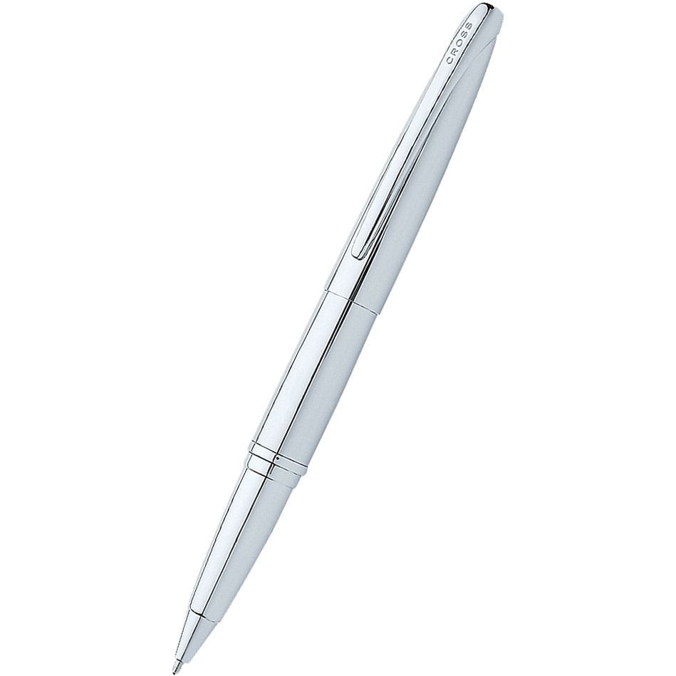 Cross ATX Rollerball Pen - Pure Chrome-Pen Boutique Ltd
