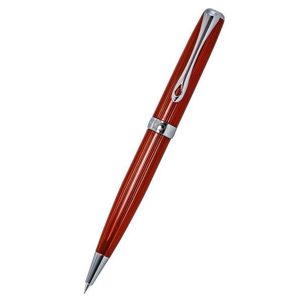Diplomat Excellence A2 Skyline Mechanical Pencil - Red - 0.7mm