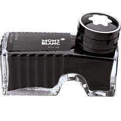 Montblanc Bottled Ink - Mystery Black - 60ml-Pen Boutique Ltd