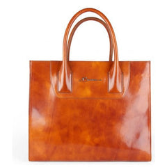 Bosca Old Leather Amber Tote