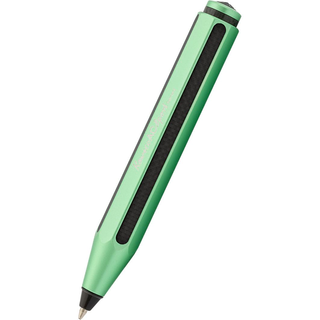 Kaweco AC Sport Ballpoint Pen - Green-Pen Boutique Ltd