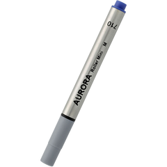 Aurora Mini Rollerball Refill - Blue - Medium-Pen Boutique Ltd
