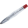 Aurora Optima Demo Sketch Pen - Red - Chrome Trim - 5.6 mm-Pen Boutique Ltd