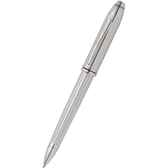 Cross Townsend Ballpoint Pen - Polished Platinum-Pen Boutique Ltd