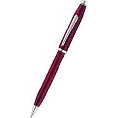 Cross Century II Ballpoint Pen - Translucent Plum-Pen Boutique Ltd