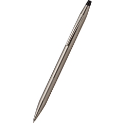 Cross Classic Century Pencil - Titanium Gray - 0.7 mm-Pen Boutique Ltd