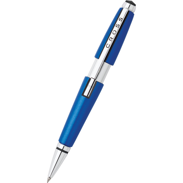Cross Edge Gel Ink Pen - Nitro Blue-Pen Boutique Ltd
