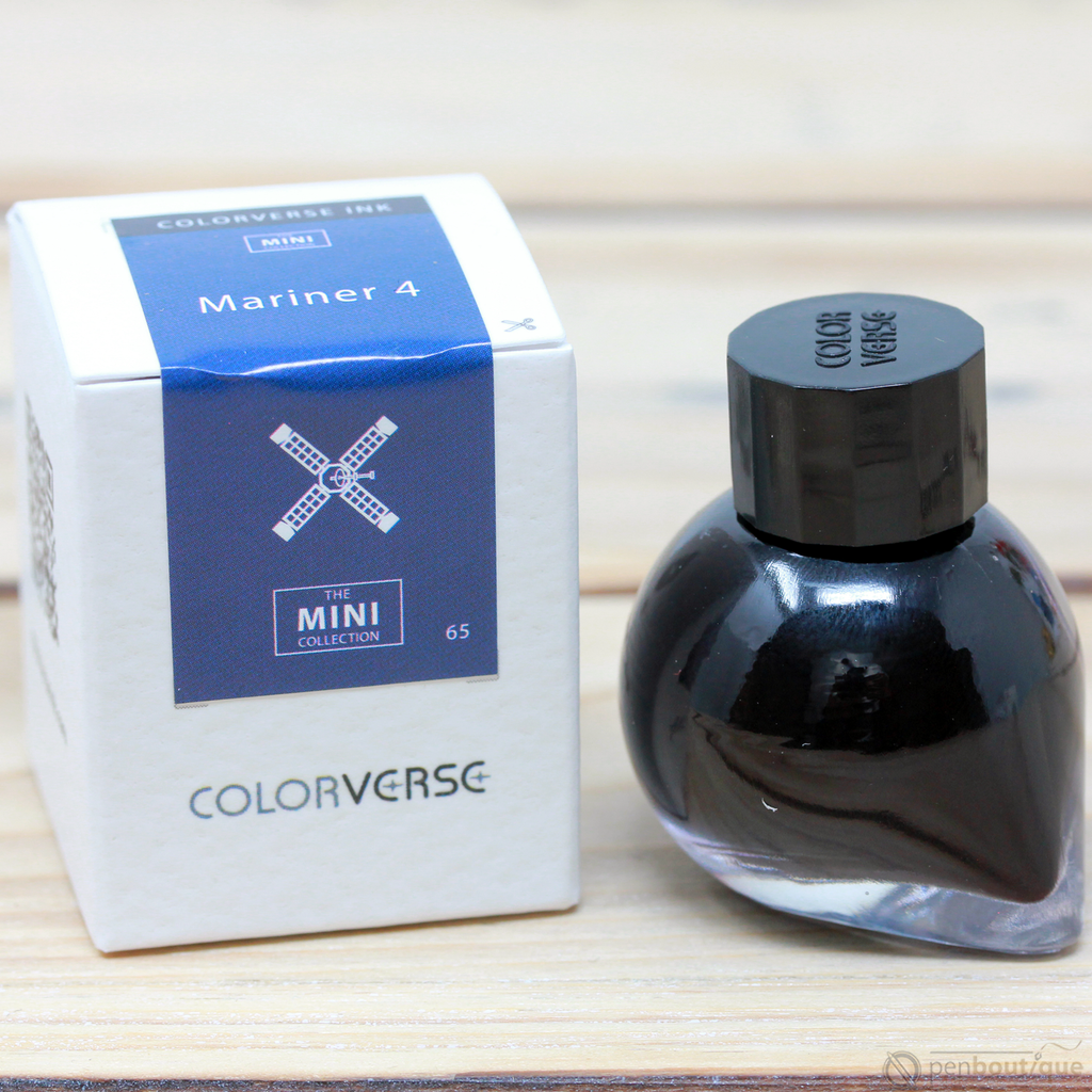 Colorverse Mini Ink - The Red Planet - Mariner 4 - 5ml-Pen Boutique Ltd