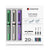 Sheaffer Calligraphy Maxi Kit - Neo-Mint, White, Lavender