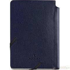 Cross Dotted Journal - Midnight Blue - Medium-Pen Boutique Ltd